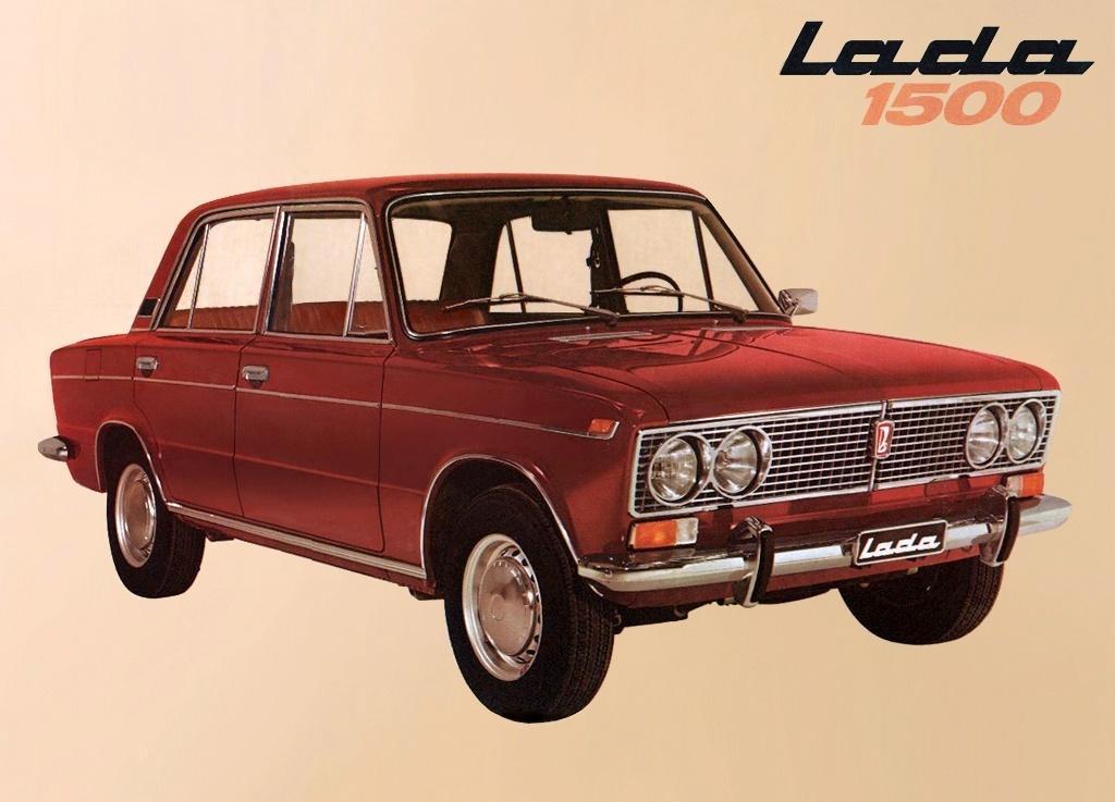 Фото. Техническая характеристика. Кузов ВАЗ 2103 1.5 Тип Седан